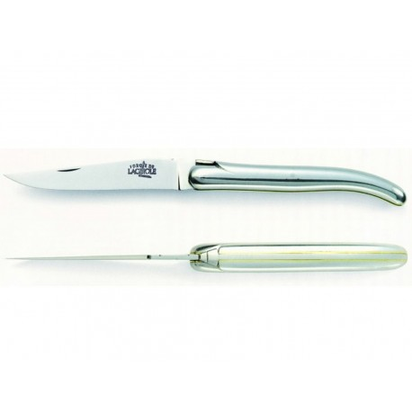 Philippe Starck : Laguiole pocket knife aluminium handle