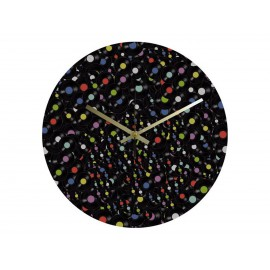 Vinyl Design Clock All Records