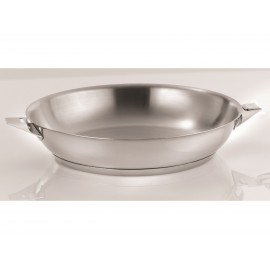 Stainless Steel Frying Pan Eclipse