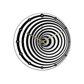 Horloge Vinyle Intégral Vinyle Dimension