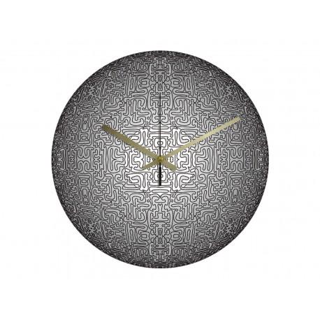 Horloge Vinyle Intégral Vinyle Labirynthe