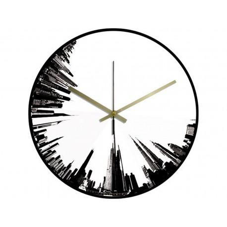 Horloge Vinyle Intégral City
