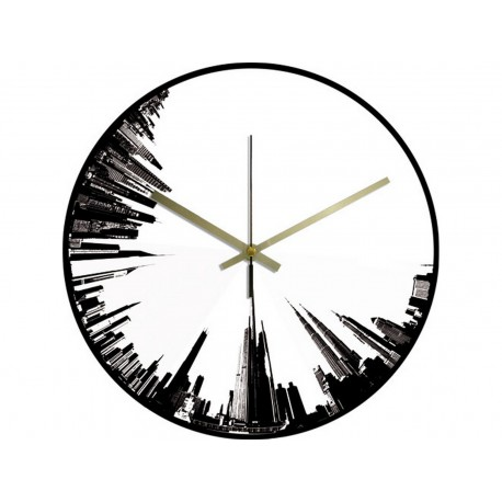 Vinyl Design Clock City