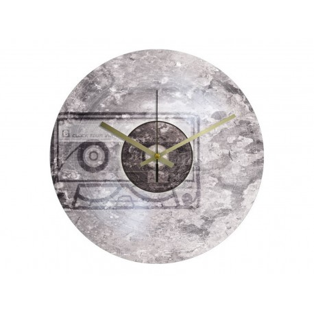 Horloge Vinyle Intégral K7 Fossile