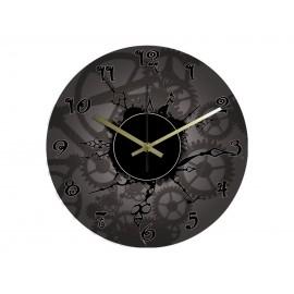 Horloge Vinyle Intégral Retro Style