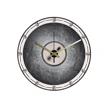Vinyl Design Clock Cerebral Vinyl