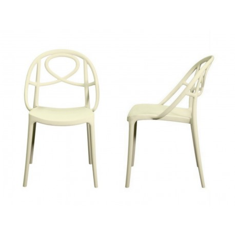 Chaise Etoile Blanc