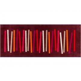 Carpet Mixed Stripes 80x200cm