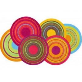 Tapis Cosmics Colors 70x120 cm