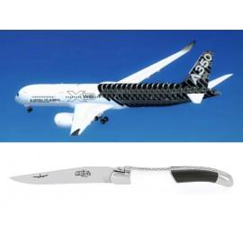 Couteau Airbus - Fibre de Carbone et Acrylique