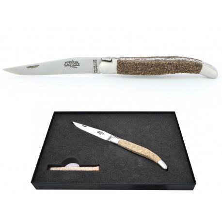 Couteau de Poche Wilmotte Gris Manche 9 cm