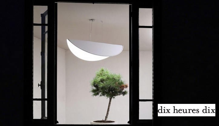 Dix Heures Dix : Design Lighting